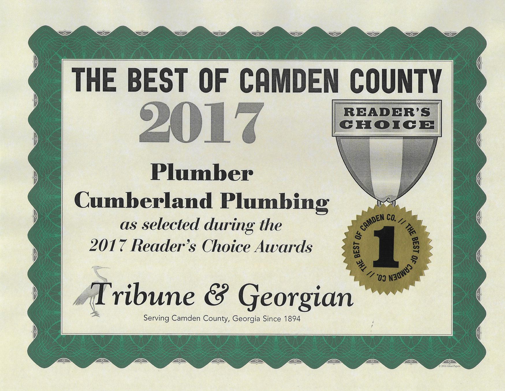 Home Cumberlandplumbing